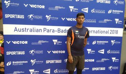 Nov18 – Abbas Sugil Australia Para Badminton Event
