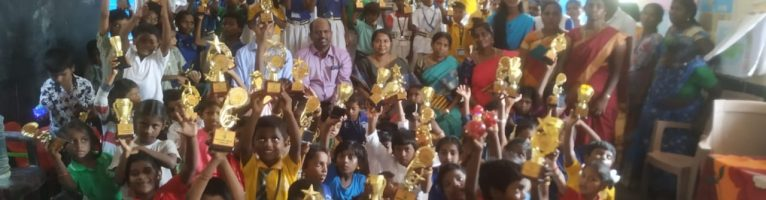 Nov2019 – Children's day celebration at Chennai