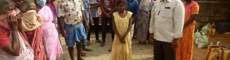Sep20 – Mullakaddu Donation