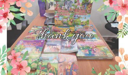 Mar21 – Vandavasi Govt School Library