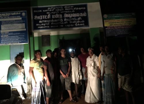 Cuddalore Donation
