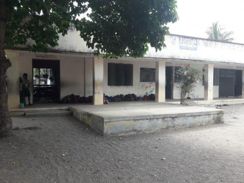 Dec 2019 - V Kallipalyam Smart School-Enterance 01