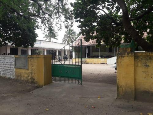 Dec 2019 - V Kallipalyam Smart School-Enterance 02
