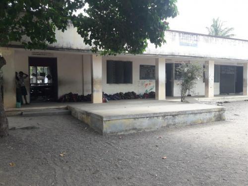 Dec 2019 - V Kallipalyam Smart School-Enterance 03