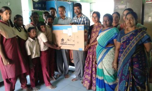 Feb2017 - School TV Donation