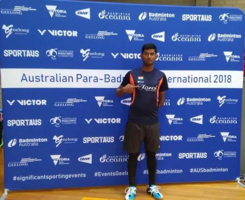 Nov18 - Australia Para Badminton -001