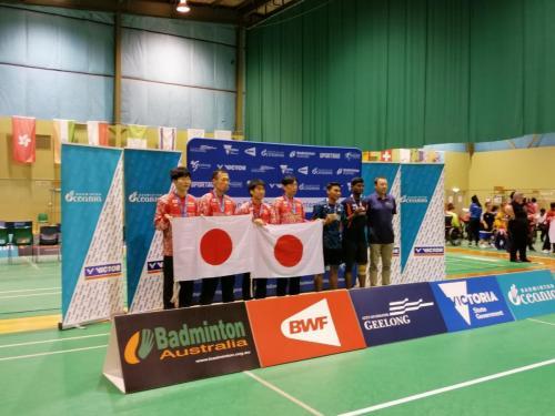Nov18 - Australia Para Badminton -003