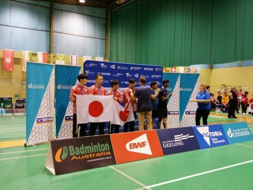 Nov18 - Australia Para Badminton -004