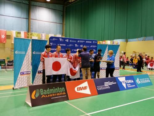 Nov18 - Australia Para Badminton -006