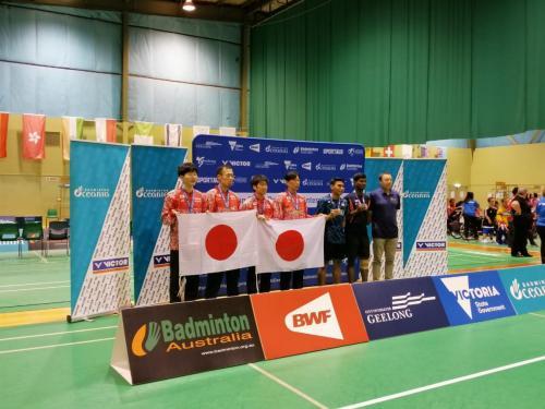 Nov18 - Australia Para Badminton -007