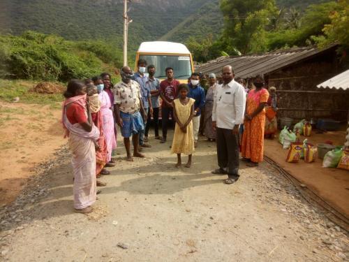 Sep20 - Mullakaddu Donation - 07