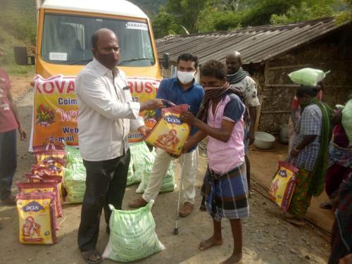 Sep20 - Mullakaddu Donation - 19